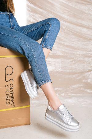 Γυναικεία παπούτσια casual από τα Olympic Stores