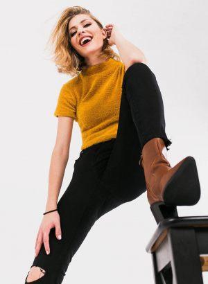 Γυναικεία fashion μποτάκια