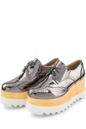 Γυναικεία Oxford Παπούτσια Μαύρα