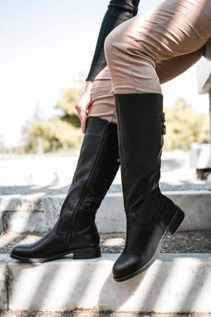 Μπότες Flat